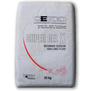 Бентонит Super Gel Х БМ, 25кг Производитель: Польша